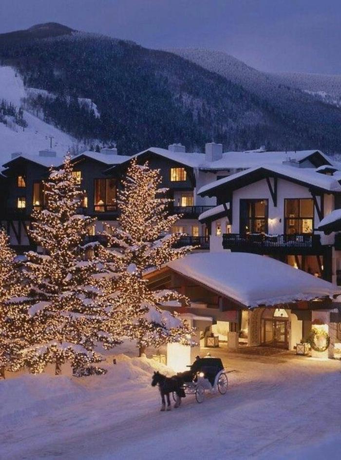 superbe-image-de-montagne-image-de-neige-fond-écran-hiver-les-maison-mignons