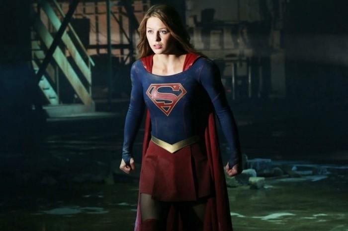supergirl-nouvelles séries américaines