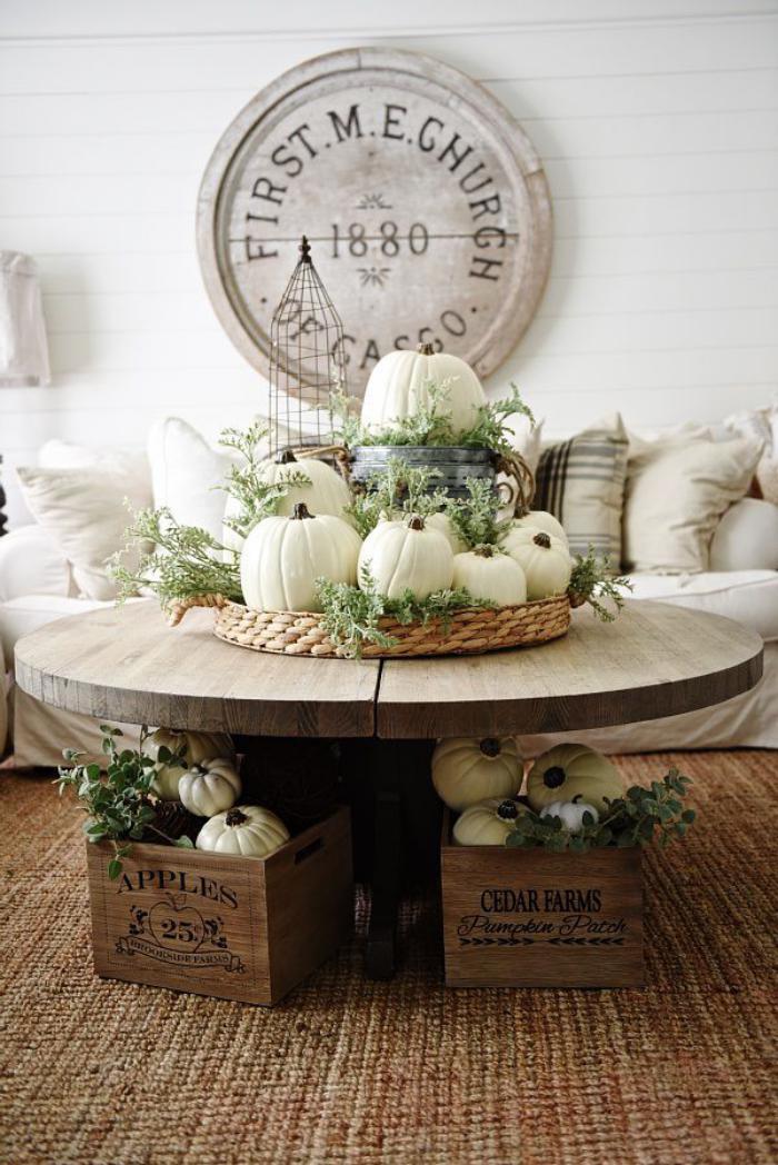 table-rustique-table-bois-récup-design-rond