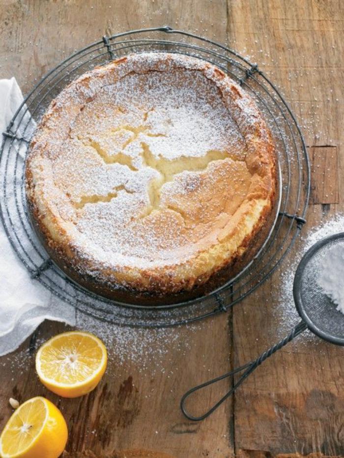 La tarte au fromage blanc en 41 photos d licieuses - Comment faire du fromage blanc ...