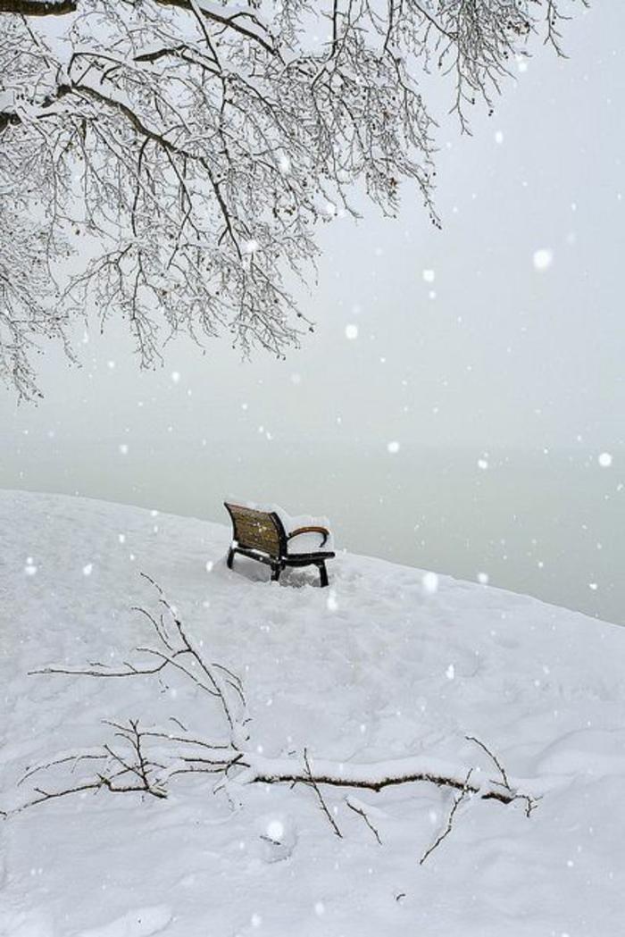 un-fond-d-écran-hiver-gratuit-fond-d-écran-gratuit-paysage-banc