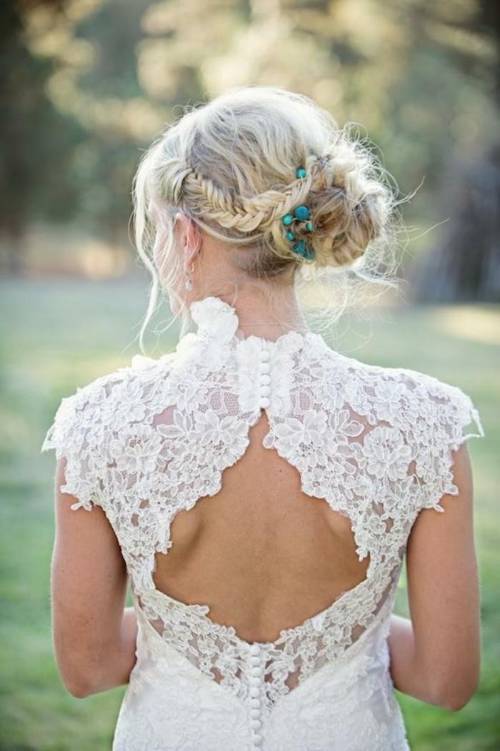 voir-les-idées-coiffure-mariage-chignon-bas-coiffure-pour-un-mariage-dos