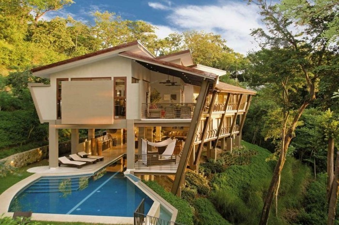 voir-les-plus-belles-deco-de-maison-en-location-maison-insolite-piscine