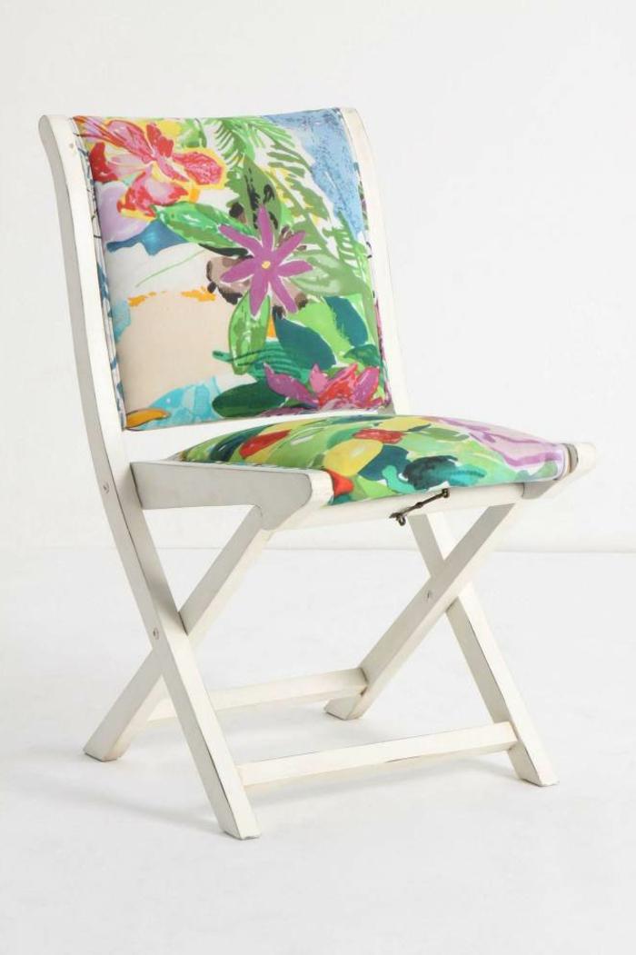 Uniques id es pour la d co avec la chaise pliante - Chaises pliante pas cher ...