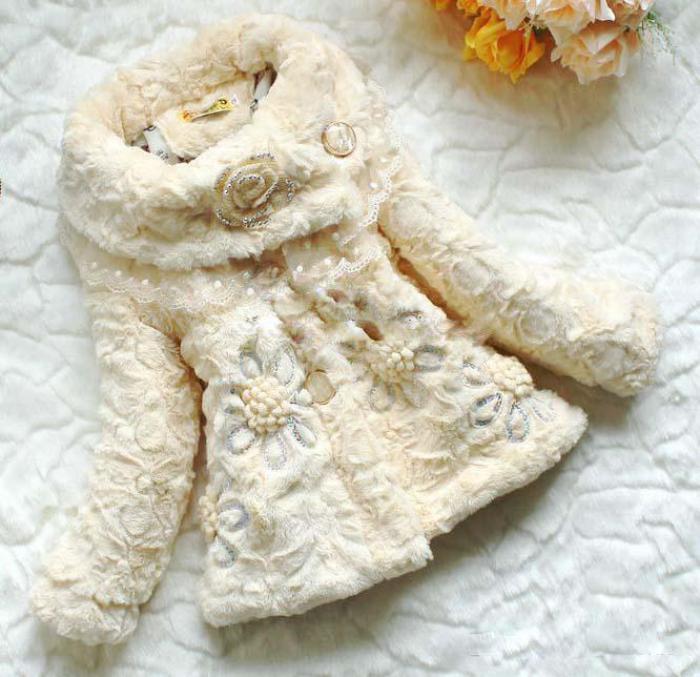 manteau-bébé-fille-manteau-bébé-d'hiver
