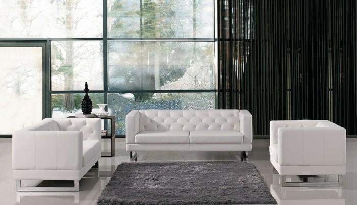 meublement pour salon gris et blanc With superb peindre son salon en gris et blanc 12 peinture meuble relooker son mobilier avec de la couleur