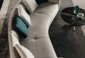 Le canapé d'angle arrondi, comment choisir la meilleure variante pour votre salon?