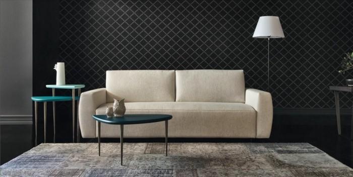 le canap design italien en 80 photos pour relooker le salon. Black Bedroom Furniture Sets. Home Design Ideas