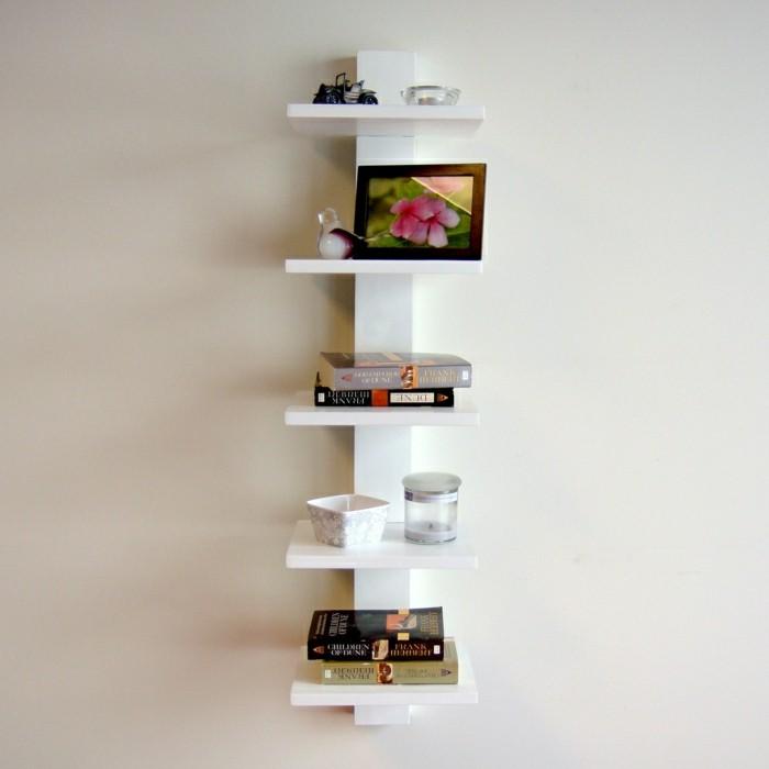 Les étagères D Angle En 41 Photos Pleines Des Idées
