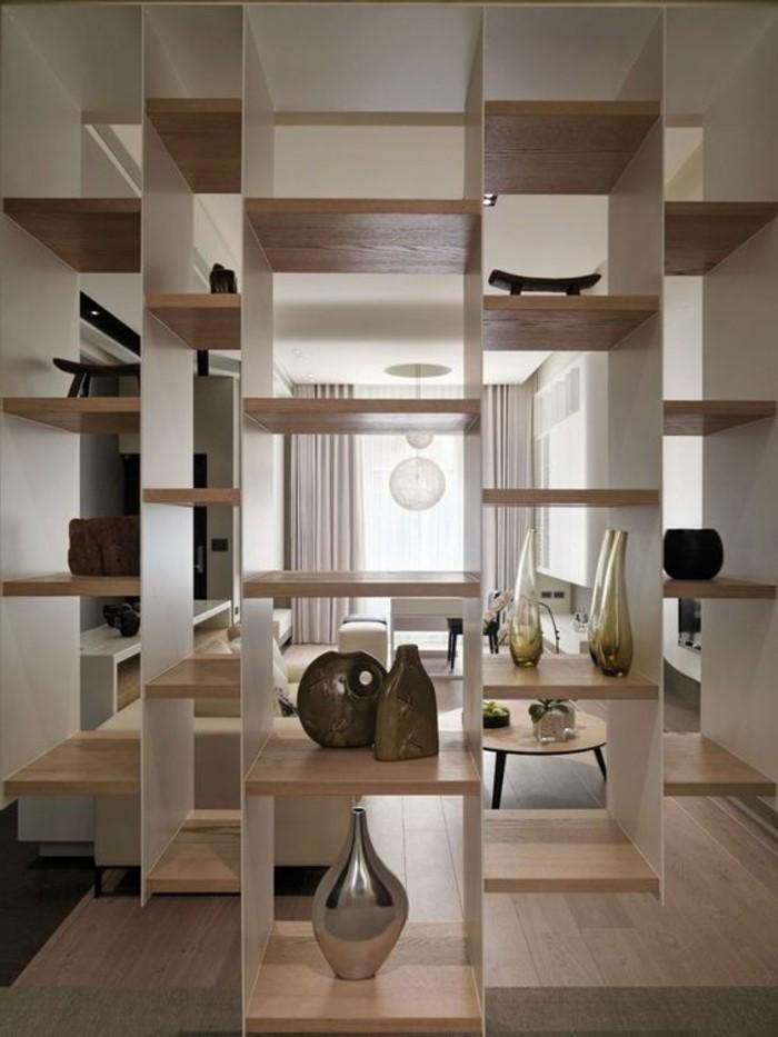 0-fabriquer-une-bibliothèque-etagere-bibliotheque-en-bois-clair-meubles-chic-en-bois-clair