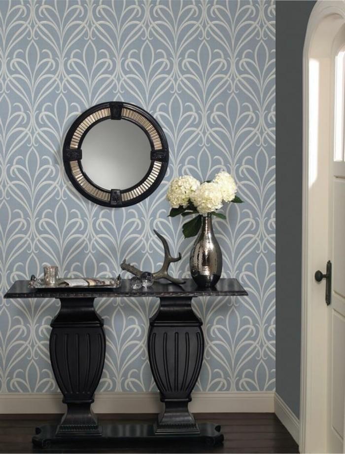 meuble pour entre couloir good cette dco couloir met en avant un style galerie duart avec des. Black Bedroom Furniture Sets. Home Design Ideas