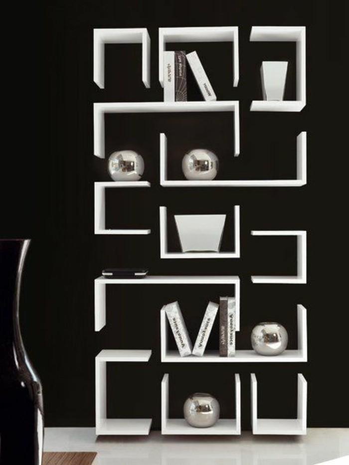 0-ikea-etagere-design-contemporain-en-bois-blanc-murs-boirs-sol-carrelage-beige