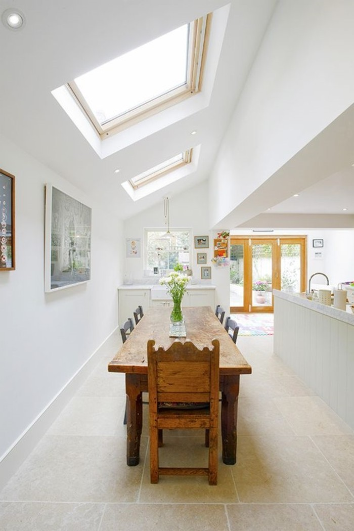 la verri re de toit la meilleure option pour une maison ensoleill e. Black Bedroom Furniture Sets. Home Design Ideas