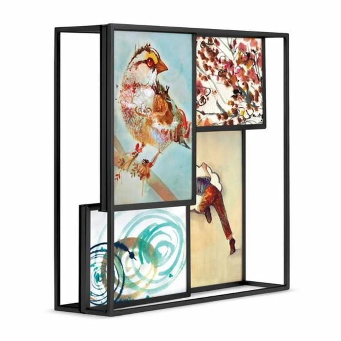 0-jolie-idee-pour-vos-photos-cadre-photo-rectangulair-fabriquer-un-cadre-photo