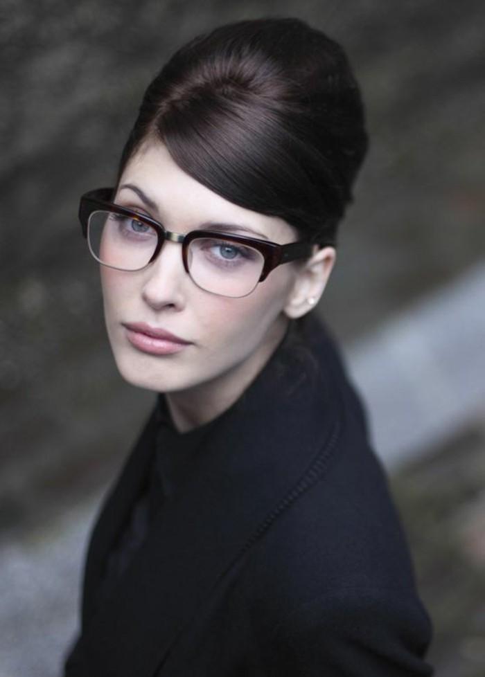 Les lunettes sans correction un accessoire top! Comment choisir son modèle  fedea41660e9