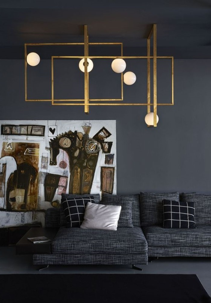emejing lustre salle a manger pas cher photos. Black Bedroom Furniture Sets. Home Design Ideas