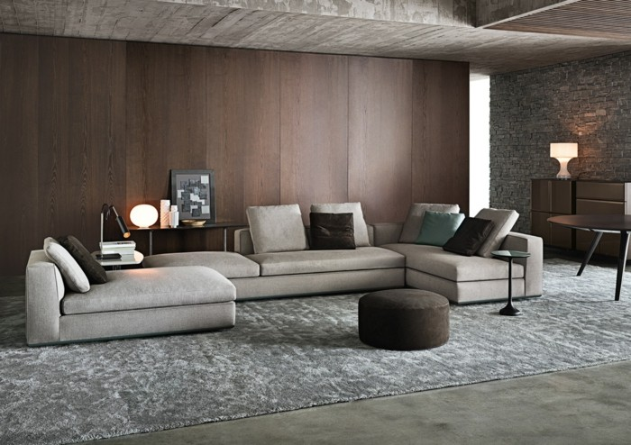 Salonitaliene2016 : Le canapé design italien en photos pour relooker salon
