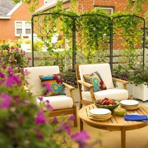 Comment fleurir son balcon? Nos idées en photos!