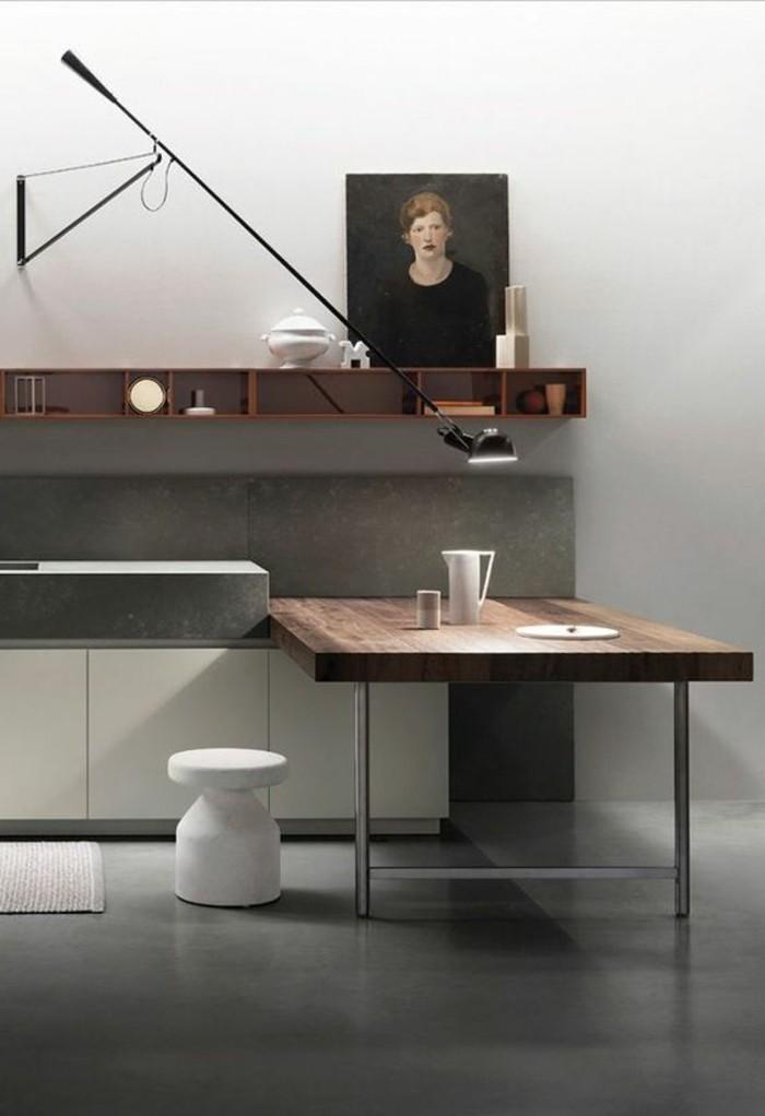 La meilleure table de salle manger design en 42 photos for Petite table de salle a manger design