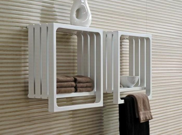 Le porte serviette en 40 photos didées pour votre salle ...