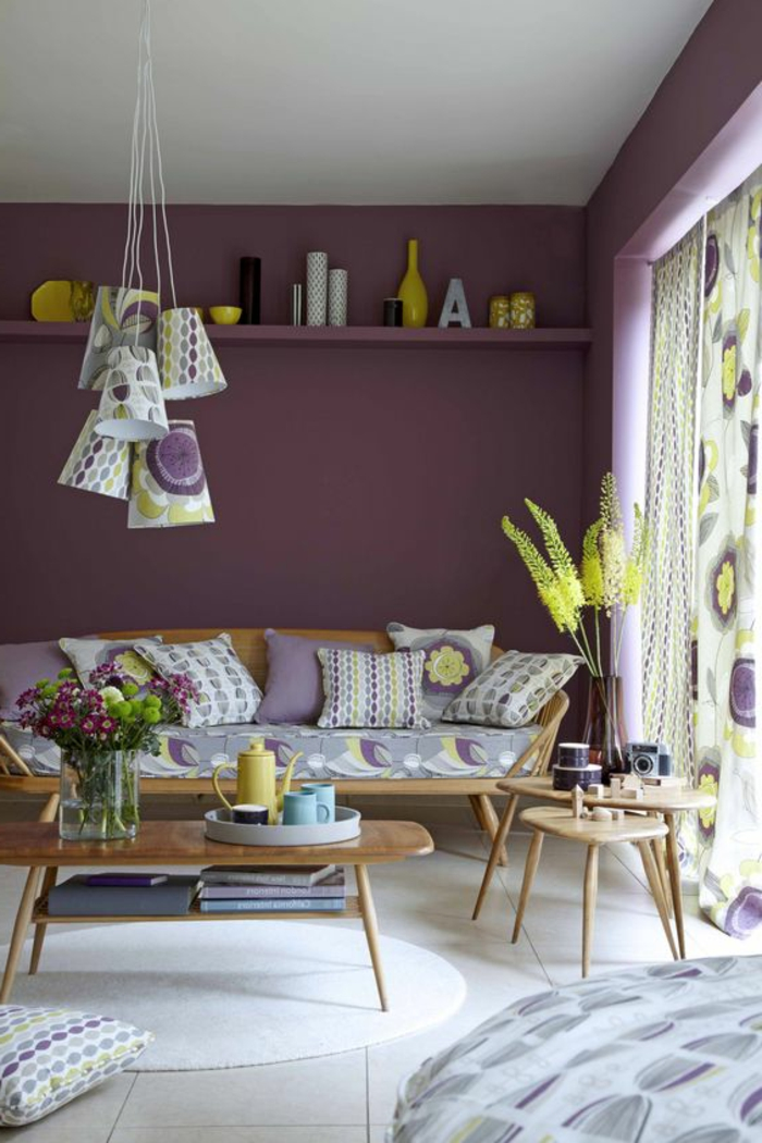 idees couleurs salon meilleures images d39inspiration With wonderful couleur pastel pour salon 8 realisations