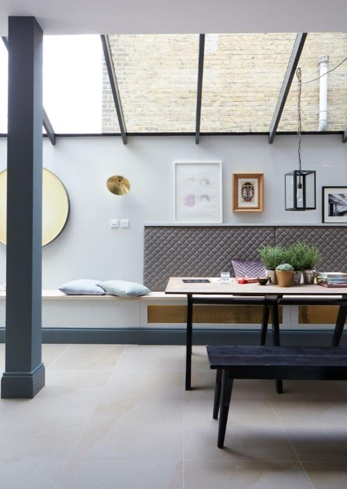 Fenetre dans cloison interieure beautiful ensemble menuis for Fenetre interieure type atelier