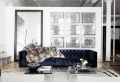 Le canapé capitonné en 42 photos avec les dernières tendances!