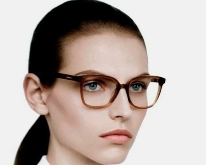 53811a4d48d 00-jil-sander-galsses-lunettes-moins-cheres-femme- Les lunettes sans  correction un accessoire top! Comment choisir son modèle