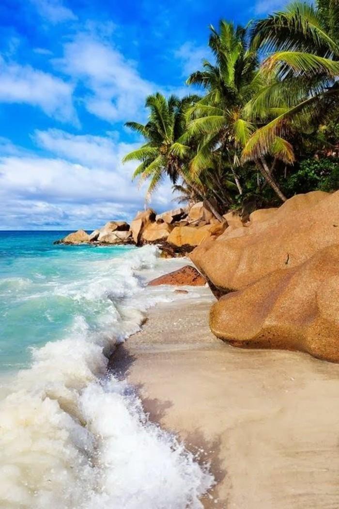 Une plage paradisiaque au bout du monde o passer vos - Image de plage paradisiaque ...