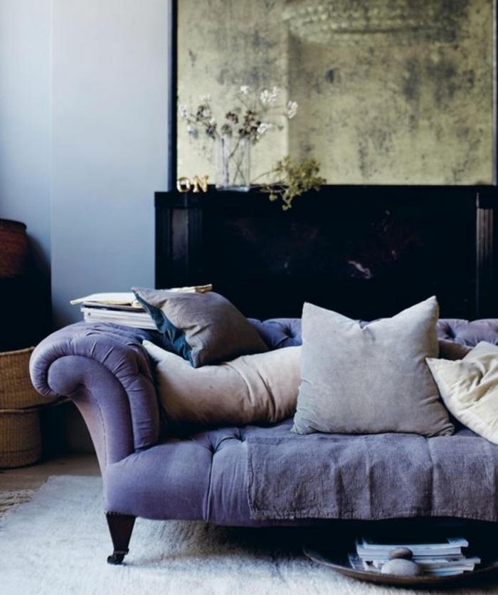 ... -chic-canape-de-couleur-violet-fonce-parme-couleur-nuancier-violet