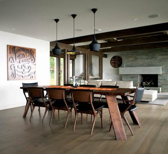 0000-table-de-salle-à-manger-design-en-bois-foncé-chaises-autour-de-la-table-à-manger