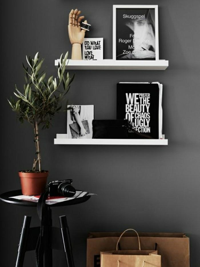 2-ikea-etagere-en-bois-blanc-mur-gris-interieur-moderne-petit-bibliothèque-avec-étagère-murale