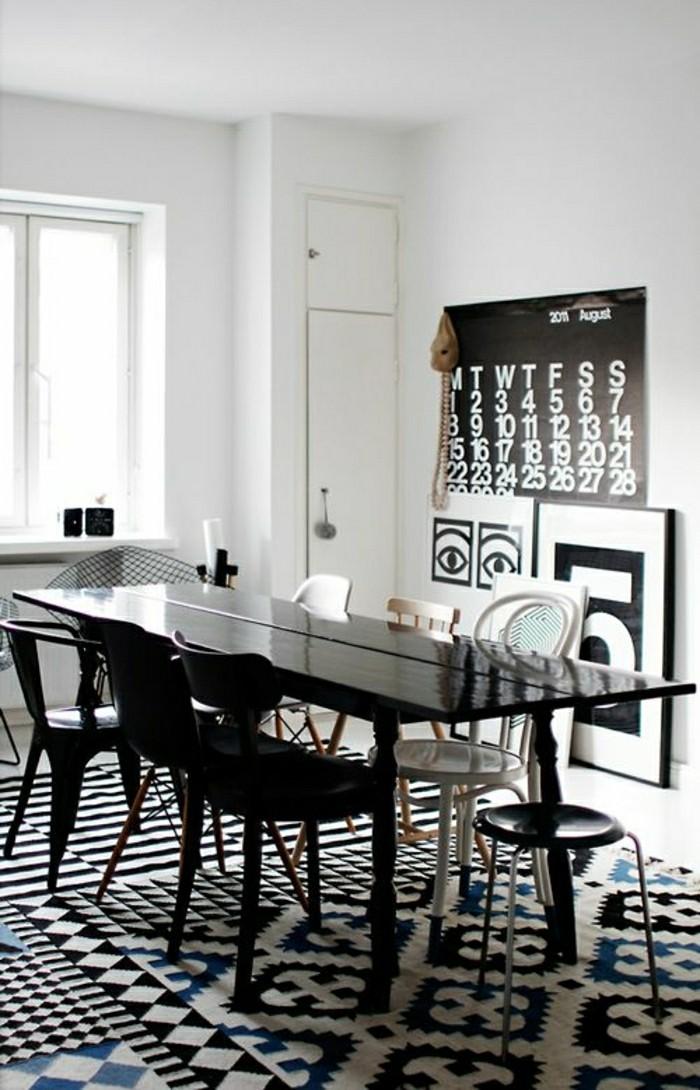 La meilleure table de salle manger design en 42 photos for A la salle a manger