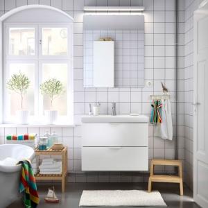 Armoire de toilette IKEA pour chaque style de salle de bain