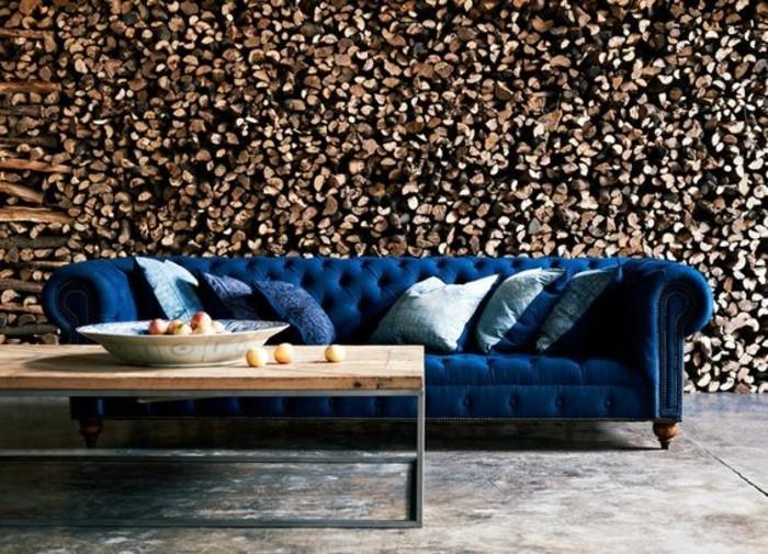 ★ Le canapé capitonné en 40 photos, pleines d'idées