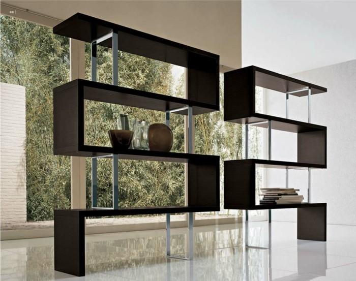 3-ikea-etagere-sol-carrelage-beige-joli-salon-biege-moderne-etagere-en-bois-foncé-beige