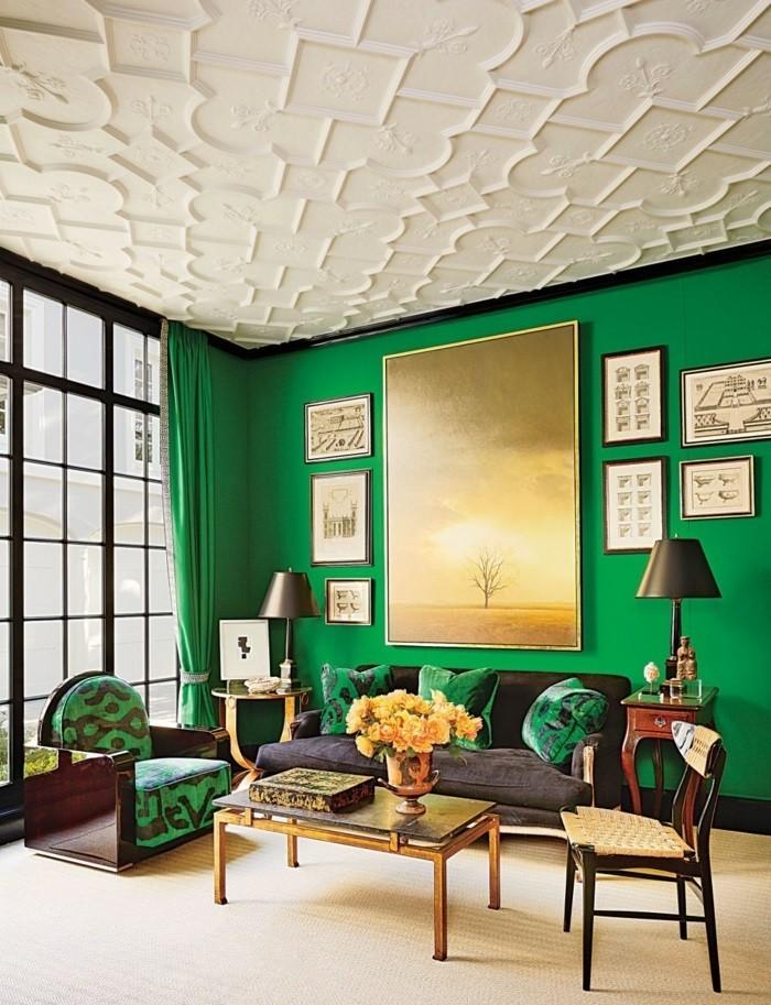 Couleur peinture chambre adulte comment choisir la bonne - Decoration living couleurs ...