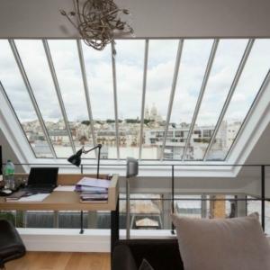 La verrière de toit - la meilleure option pour une maison ensoleillée!