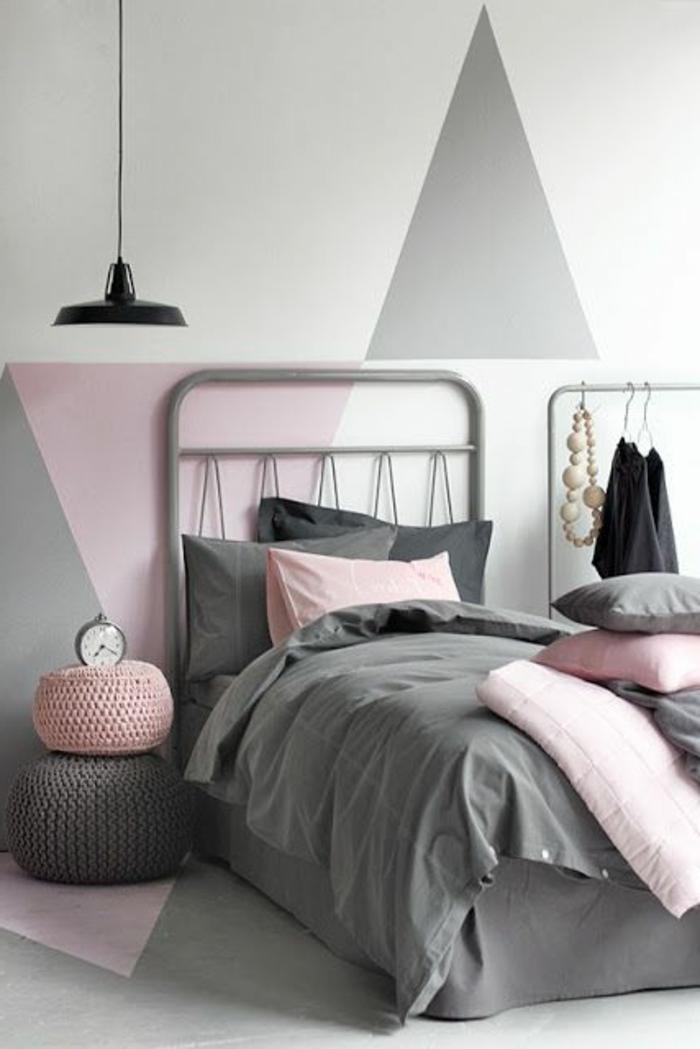 Les meilleures id es pour la couleur chambre coucher - Couleur mur chambre bebe fille ...