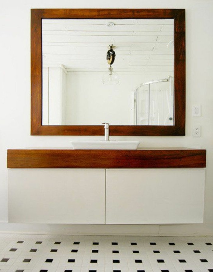 armoire de toilette miroir ikea maison design. Black Bedroom Furniture Sets. Home Design Ideas