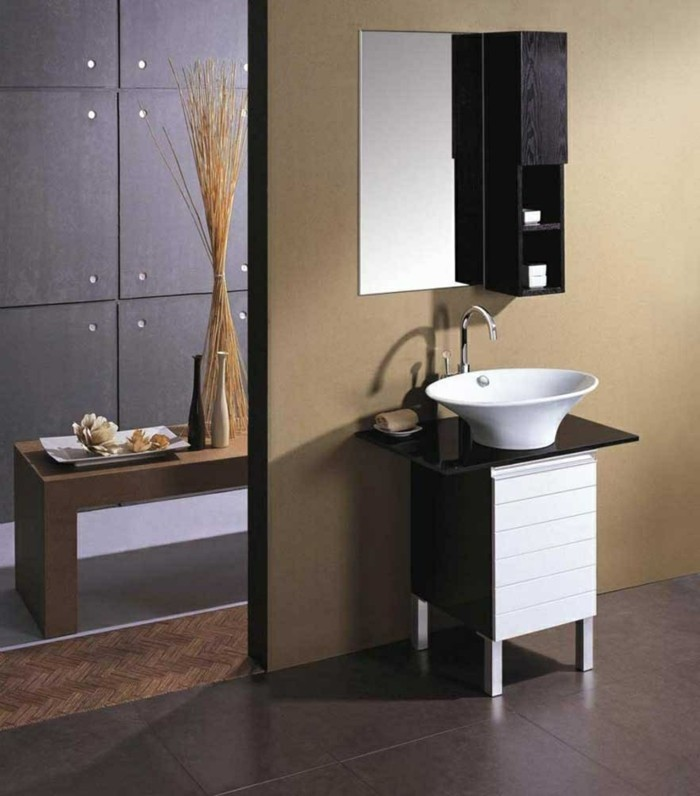 armoire de salle de bain ikea maison design. Black Bedroom Furniture Sets. Home Design Ideas