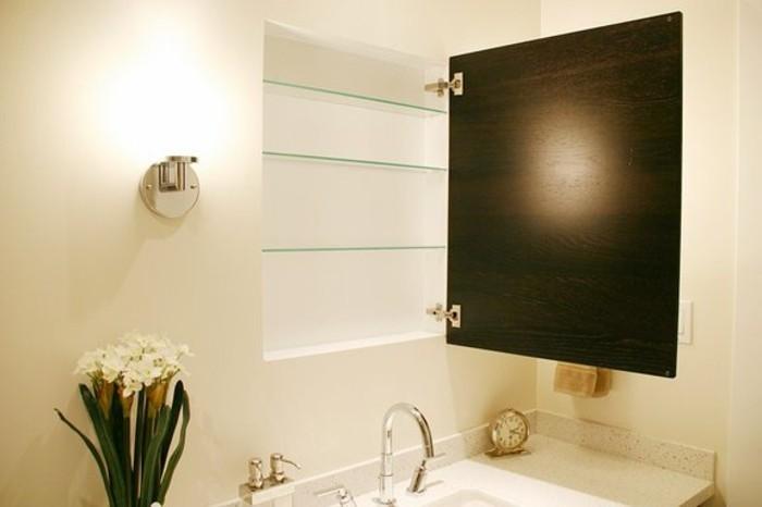 armoire de toilette ikea pour chaque style de salle de bain. Black Bedroom Furniture Sets. Home Design Ideas