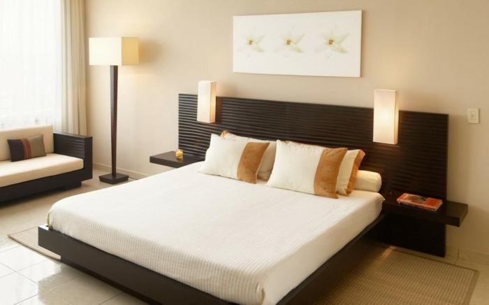 Les meilleures id es pour la couleur chambre coucher for Couleur tendance chambre