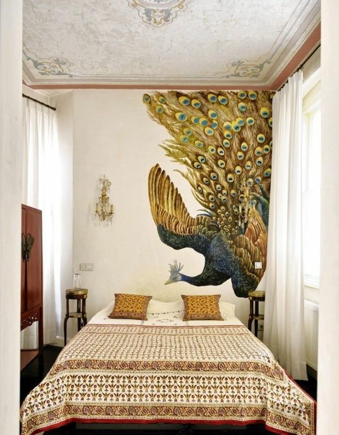 Belle-couleur-pour-votre-intérieur-couleur-chambre-à-coucher-luxueuse-interessante