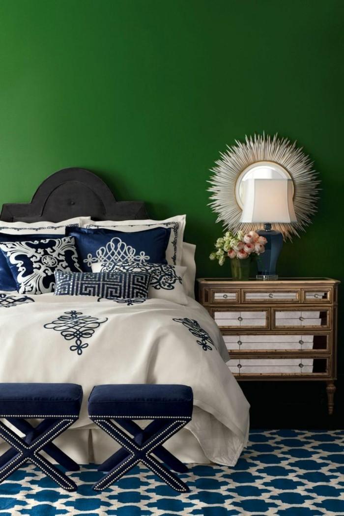 Couleur-chambre-à-coucher-bien-aménagée-idée-comment-faire-la-meilleure-belle
