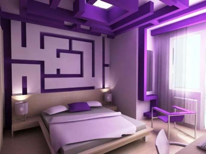 couleur peinture chambre adulte comment choisir la bonne couleur. Black Bedroom Furniture Sets. Home Design Ideas