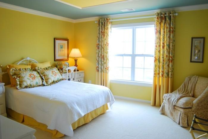 Couleur peinture chambre adulte comment choisir la bonne for Chambre adulte decoration murale