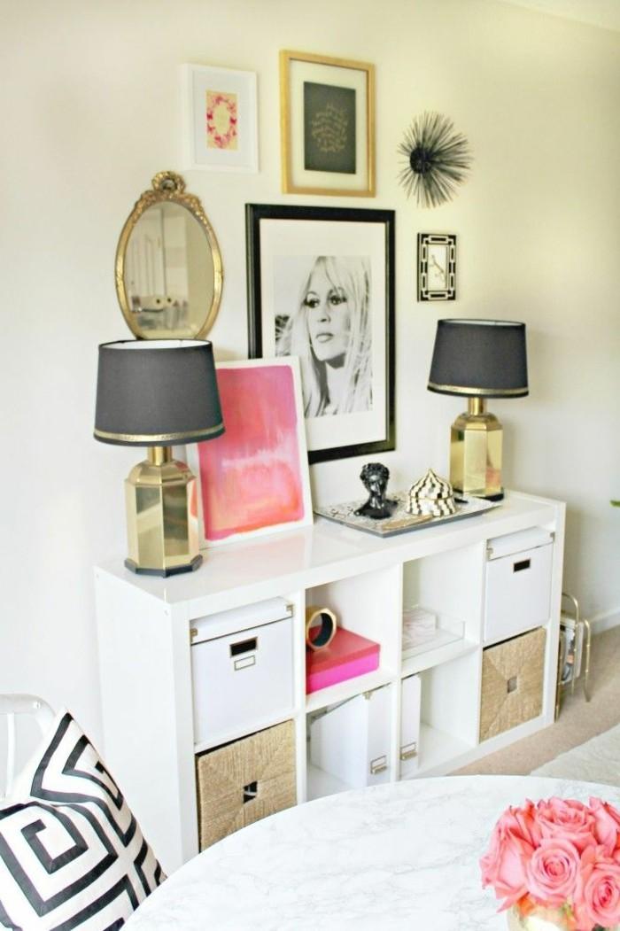 Déco-voir-les-meilleures-idées-couleur-pour-chambre-à-coucher-belle-idée-blanc-et-rose