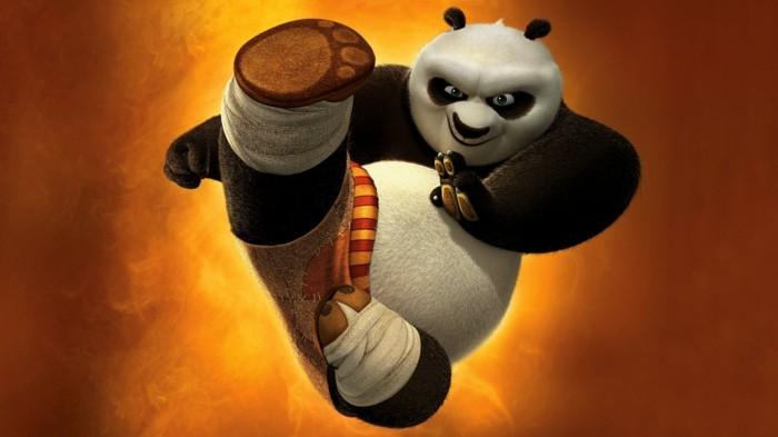 Quel dessin anim r cent pour regarder avec votre enfant - Maitre kung fu panda ...