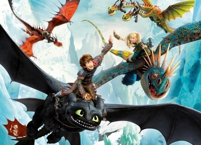 Dragons-dessin-animé-récent-les-meilleurs-dessins-animés-film-pour-enfan